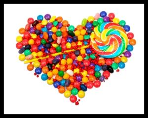 El amor es un dulce